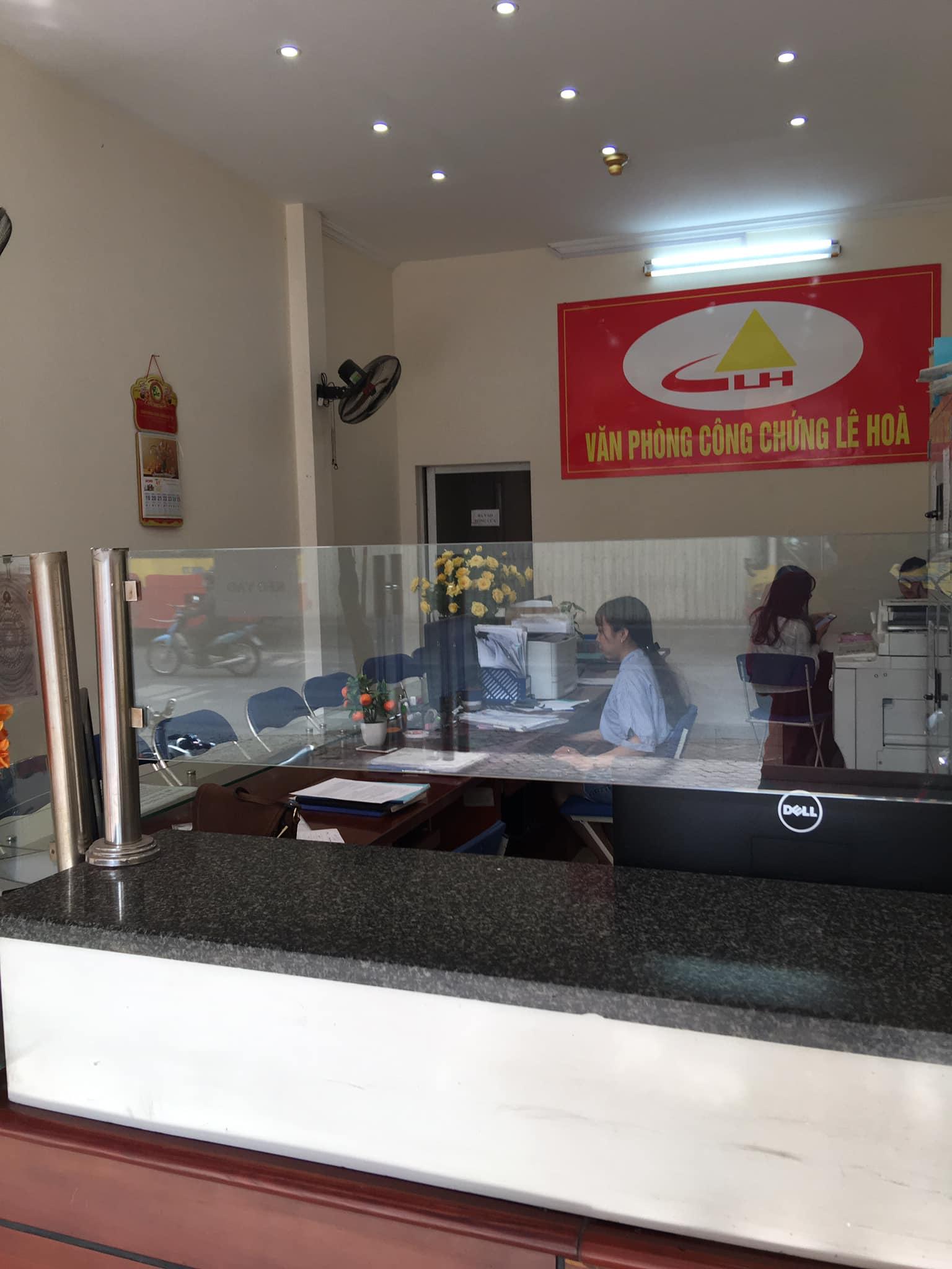 Địa chỉ văn phòng công chứng uy tín tại quận Bắc Từ Liêm